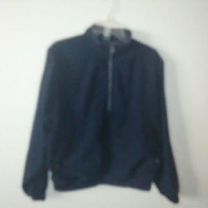 Adidas men's wind jacket color dark blue size L